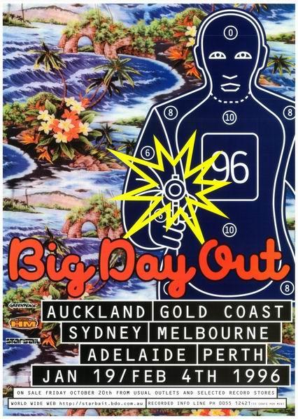 1996.01.25 – Big Day Out Festival, Sydney, Australia « The ...