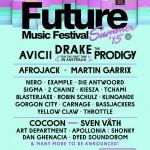Fututre Music Festival 2015