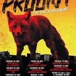 TDIME2015 Tour poster
