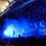 Rob Hollyday canta cu The Prodigy la a treia editie a festivalului Electric Castle desfasurat  la Castelul Banffy din localitatea Bontida judetul Cluj 28.06.2015 ©Cornel Putan