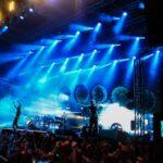 Maxim de la The Prodigy in timpul concertului sustinut la a treia editie a festivalului Electric Castle desfasurat  la Castelul Banffy din localitatea Bontida judetul Cluj 28.06.2015 ©Cornel Putan