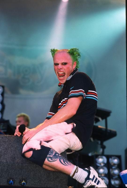 Prodigy Live, Phoenix Festival 1996 « The Prodigy On Tour