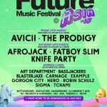 Future Music Festival Asia 2015
